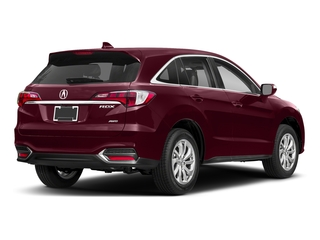 Basque Red Pearl II 2018 Acura RDX Pictures RDX AWD w/Technology/AcuraWatch Plus Pkg photos rear view