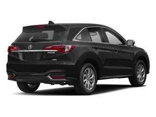 Crystal Black Pearl 2018 Acura RDX Pictures RDX Utility 4D AWD V6 photos rear view