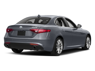 Stromboli Gray Metallic 2018 Alfa Romeo Giulia Pictures Giulia Ti AWD photos rear view
