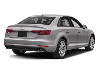Florett Silver Metallic 2018 Audi A4 Pictures A4 2.0 TFSI ultra Tech Premium Plus S Tronic FWD photos rear view