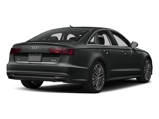 Mythos Black Metallic 2018 Audi A6 Pictures A6 2.0 TFSI Premium Plus FWD photos rear view