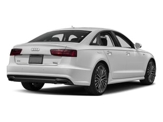 Glacier White Metallic 2018 Audi A6 Pictures A6 2.0 TFSI Premium Plus FWD photos rear view