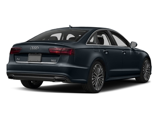 Moonlight Blue Metallic 2018 Audi A6 Pictures A6 Sedan 4D 2.0T Sport photos rear view
