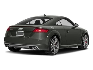 Daytona Gray Pearl Effect 2018 Audi TTS Pictures TTS 2.0 TFSI photos rear view