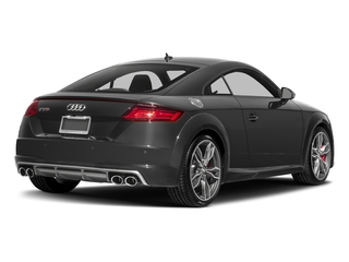 Nano Gray Metallic 2018 Audi TTS Pictures TTS 2.0 TFSI photos rear view