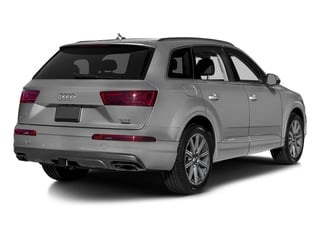 Samurai Gray Metallic 2018 Audi Q7 Pictures Q7 2.0 TFSI Premium Plus photos rear view