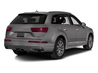 Graphite Gray Metallic 2018 Audi Q7 Pictures Q7 2.0 TFSI Premium photos rear view