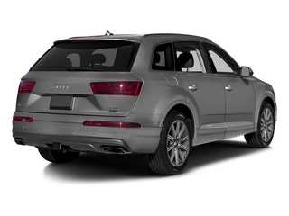 Graphite Gray Metallic 2018 Audi Q7 Pictures Q7 2.0 TFSI Premium Plus photos rear view