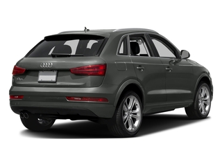 Daytona Gray Pearl Effect 2018 Audi Q3 Pictures Q3 2.0 TFSI Sport Premium Plus FWD photos rear view