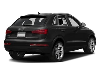 Brilliant Black 2018 Audi Q3 Pictures Q3 2.0 TFSI Sport Premium Plus FWD photos rear view