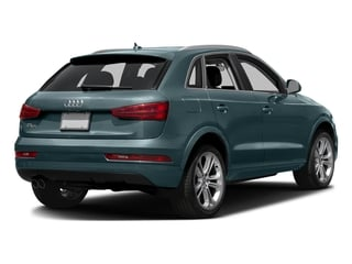 Utopia Blue Metallic 2018 Audi Q3 Pictures Q3 2.0 TFSI Sport Premium Plus FWD photos rear view