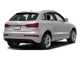Florett Silver Metallic 2018 Audi Q3 Pictures Q3 2.0 TFSI Sport Premium Plus FWD photos rear view