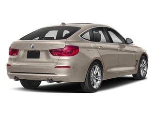 Kalahari Beige Metallic 2018 BMW 3 Series Pictures 3 Series 340i xDrive Gran Turismo photos rear view