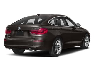 Jatoba Brown Metallic 2018 BMW 3 Series Pictures 3 Series 340i xDrive Gran Turismo photos rear view