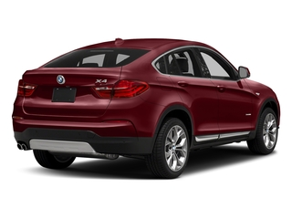 Melbourne Red Metallic 2018 BMW X4 Pictures X4 Utility 4D 28i AWD photos rear view