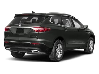 Dark Slate Metallic 2018 Buick Enclave Pictures Enclave FWD 4dr Avenir photos rear view