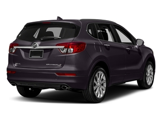 Midnight Amethyst Metallic 2018 Buick Envision Pictures Envision Utility 4D Premium I AWD photos rear view
