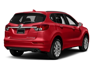 Chili Red Metallic 2018 Buick Envision Pictures Envision Utility 4D Premium I AWD photos rear view