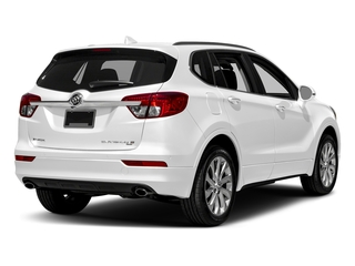 Summit White 2018 Buick Envision Pictures Envision Utility 4D Premium I AWD photos rear view
