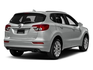 Galaxy Silver Metallic 2018 Buick Envision Pictures Envision Utility 4D Premium I AWD photos rear view