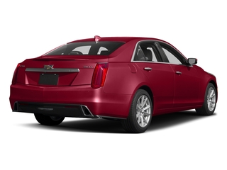 Red Obsession Tintcoat 2018 Cadillac CTS Sedan Pictures CTS Sedan 4D Luxury AWD V6 photos rear view