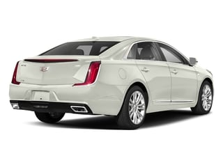 Crystal White Tricoat 2018 Cadillac XTS Pictures XTS Sedan 4D Luxury V6 photos rear view