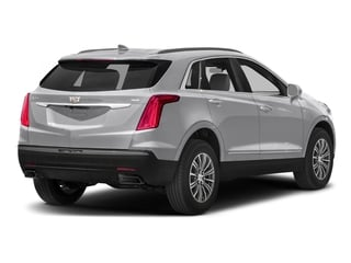 Radiant Silver Metallic 2018 Cadillac XT5 Pictures XT5 Utility 4D Luxury AWD V6 photos rear view