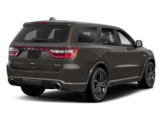 Granite Clearcoat 2018 Dodge Durango Pictures Durango SRT AWD photos rear view