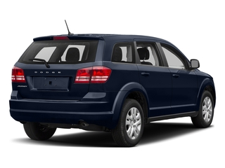 Contusion Blue Pearlcoat 2018 Dodge Journey Pictures Journey SE AWD photos rear view
