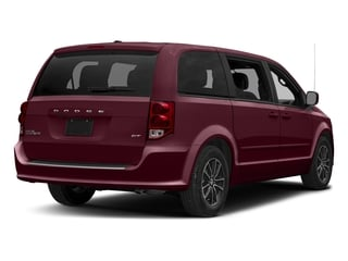 Octane Red Pearlcoat 2018 Dodge Grand Caravan Pictures Grand Caravan Grand Caravan GT V6 photos rear view