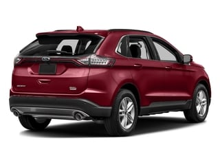 Ruby Red Metallic Tinted Clearcoat 2018 Ford Edge Pictures Edge Utility 4D SEL AWD I4 Turbo photos rear view