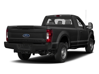 Magnetic Metallic 2018 Ford Super Duty F-250 SRW Pictures Super Duty F-250 SRW XL 2WD Reg Cab 8' Box photos rear view