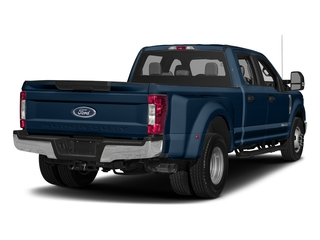 Blue Jeans Metallic 2018 Ford Super Duty F-350 DRW Pictures Super Duty F-350 DRW Crew Cab XL 2WD photos rear view