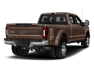 Stone Gray Metallic 2018 Ford Super Duty F-350 DRW Pictures Super Duty F-350 DRW Crew Cab King Ranch 2WD photos rear view