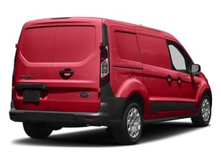 Race Red 2018 Ford Transit Connect Van Pictures Transit Connect Van XL LWB w/Rear Liftgate photos rear view