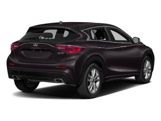 Malbec Black 2018 INFINITI QX30 Pictures QX30 Premium FWD photos rear view