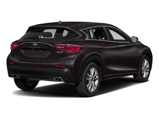 Malbec Black 2018 INFINITI QX30 Pictures QX30 Utility 4D Sport 2WD photos rear view