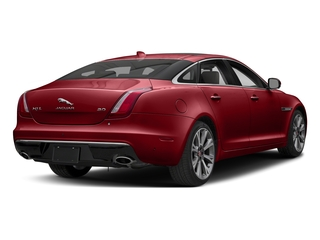 Firenze Red Metallic 2018 Jaguar XJ Pictures XJ XJL Portfolio RWD photos rear view