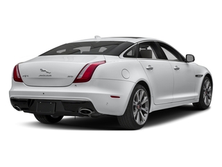 Yulong White Metallic 2018 Jaguar XJ Pictures XJ XJL Portfolio RWD photos rear view