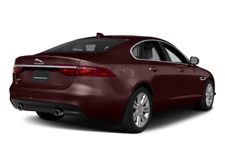 Rossello Red Metallic 2018 Jaguar XF Pictures XF Sedan 20d Premium RWD photos rear view