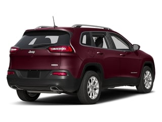 Velvet Red Pearlcoat 2018 Jeep Cherokee Pictures Cherokee Latitude Tech Connect FWD photos rear view