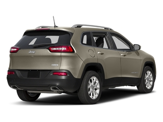 Light Brownstone Pearlcoat 2018 Jeep Cherokee Pictures Cherokee Utility 4D Latitude Plus 4WD photos rear view