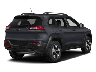 Rhino Clearcoat 2018 Jeep Cherokee Pictures Cherokee Utility 4D Trailhawk 4WD photos rear view