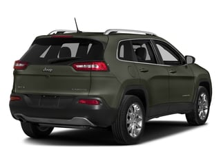 Olive Green Pearlcoat 2018 Jeep Cherokee Pictures Cherokee Limited FWD photos rear view