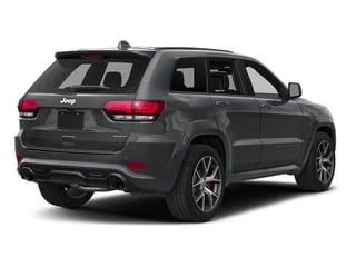 Granite Crystal Metallic Clearcoat 2018 Jeep Grand Cherokee Pictures Grand Cherokee Utility 4D SRT-8 4WD photos rear view