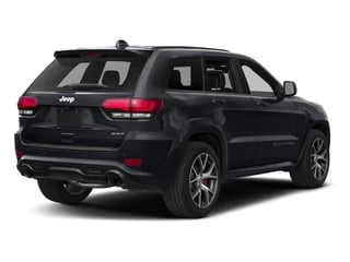 Rhino Clearcoat 2018 Jeep Grand Cherokee Pictures Grand Cherokee Utility 4D SRT-8 4WD photos rear view