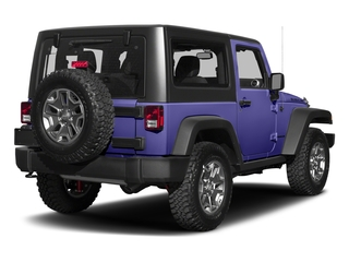 Xtreme Purple Pearlcoat 2018 Jeep Wrangler JK Pictures Wrangler JK Utility 2D Rubicon Recon 4WD V6 photos rear view