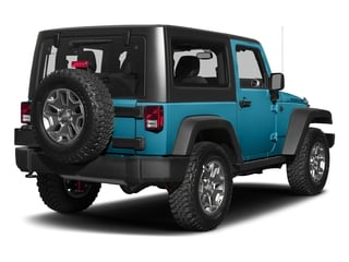Chief Clearcoat 2018 Jeep Wrangler JK Pictures Wrangler JK Utility 2D Rubicon Recon 4WD V6 photos rear view