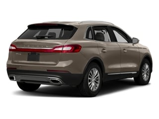 Iced Mocha Metallic 2018 Lincoln MKX Pictures MKX Utility 4D Premiere 2WD V6 photos rear view