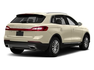 Ivory Pearl Metallic Tri-Coat 2018 Lincoln MKX Pictures MKX Utility 4D Premiere 2WD V6 photos rear view